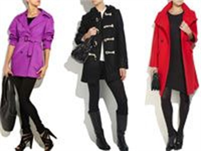 Yeni yılın palto trendleri
